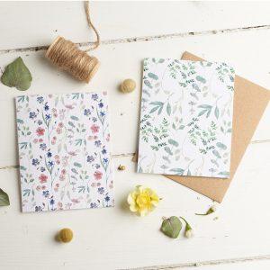 Hannah Marchant everyday plantable seed card, flowers