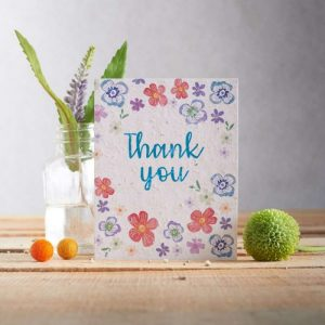 Hannah Marchant thank you occasion card