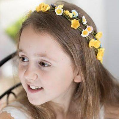 Combo headband girl
